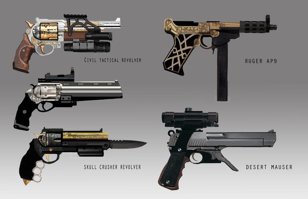 Weapon Room Design